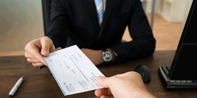 Pay Parking Notice by Cheque