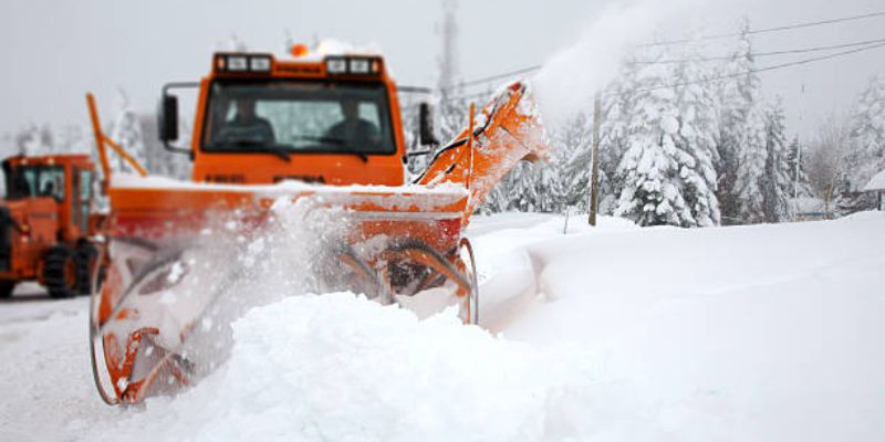 Snow CLearance Service